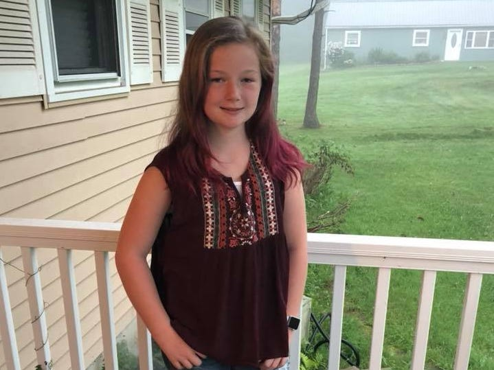 To celebrate the beginning of the school year, readers submitted photos from their first day of school. To submit a photo, email mgilroy@gannett.com.