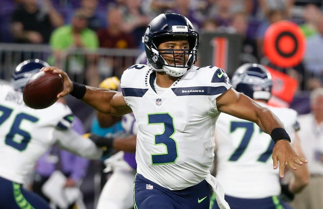Russell Wilson and the Seahawks are likely to be in contention for a playoff spot right up until the end of the season.