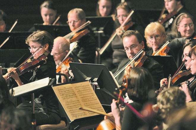 The Space Coast Symphony Orchestra is celebrating its 10th season this year.