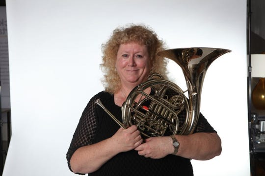 When French horn player Mary Seal was injured in a horseback riding accident, the Space Coast Symphony Orchestra rallied around her.