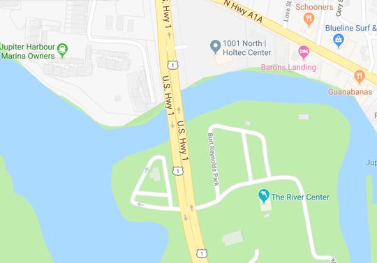 Burt Reynolds Park, 805 U.S. 1, Jupiter, FL