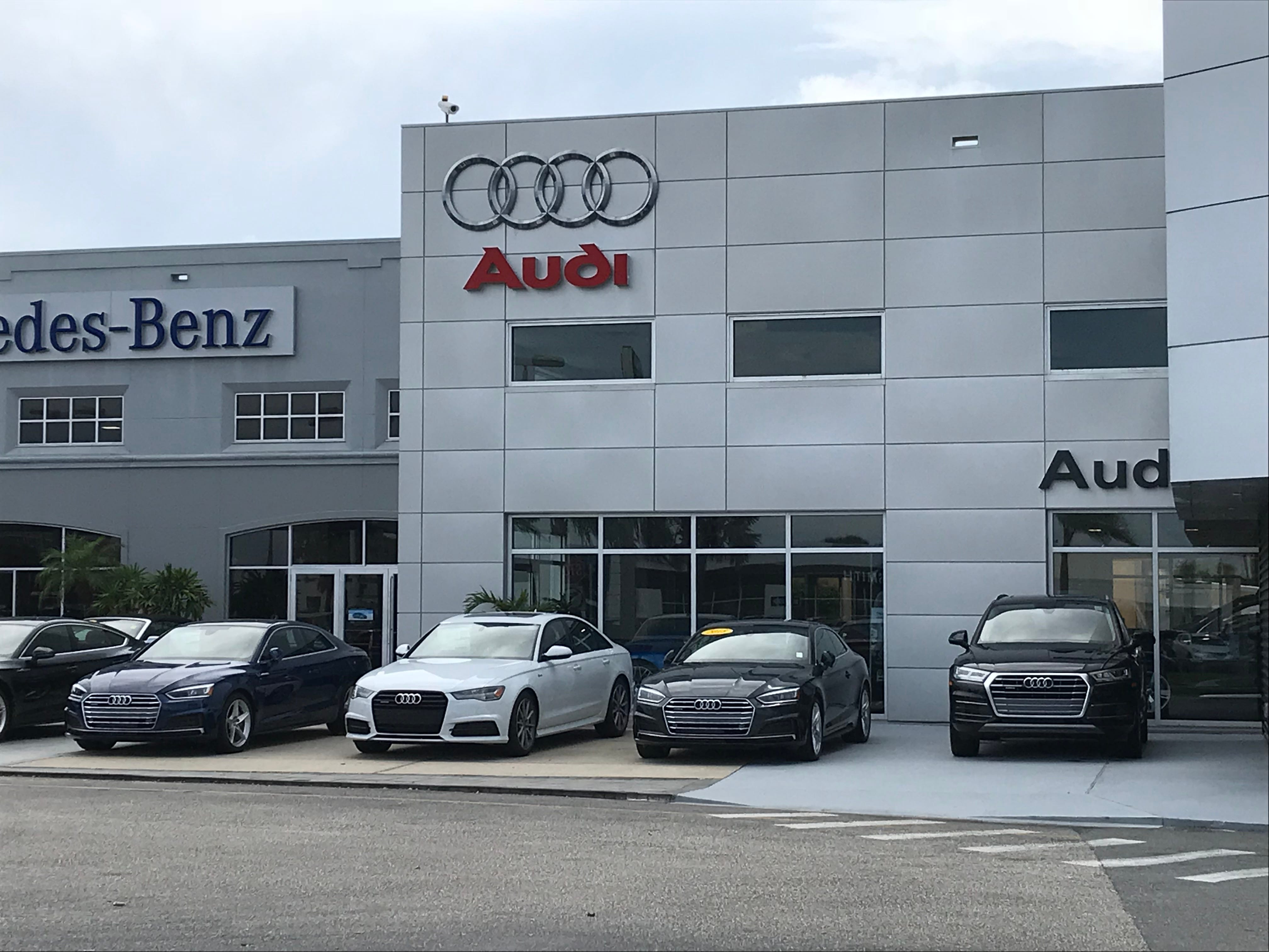 Audi dealers melbourne