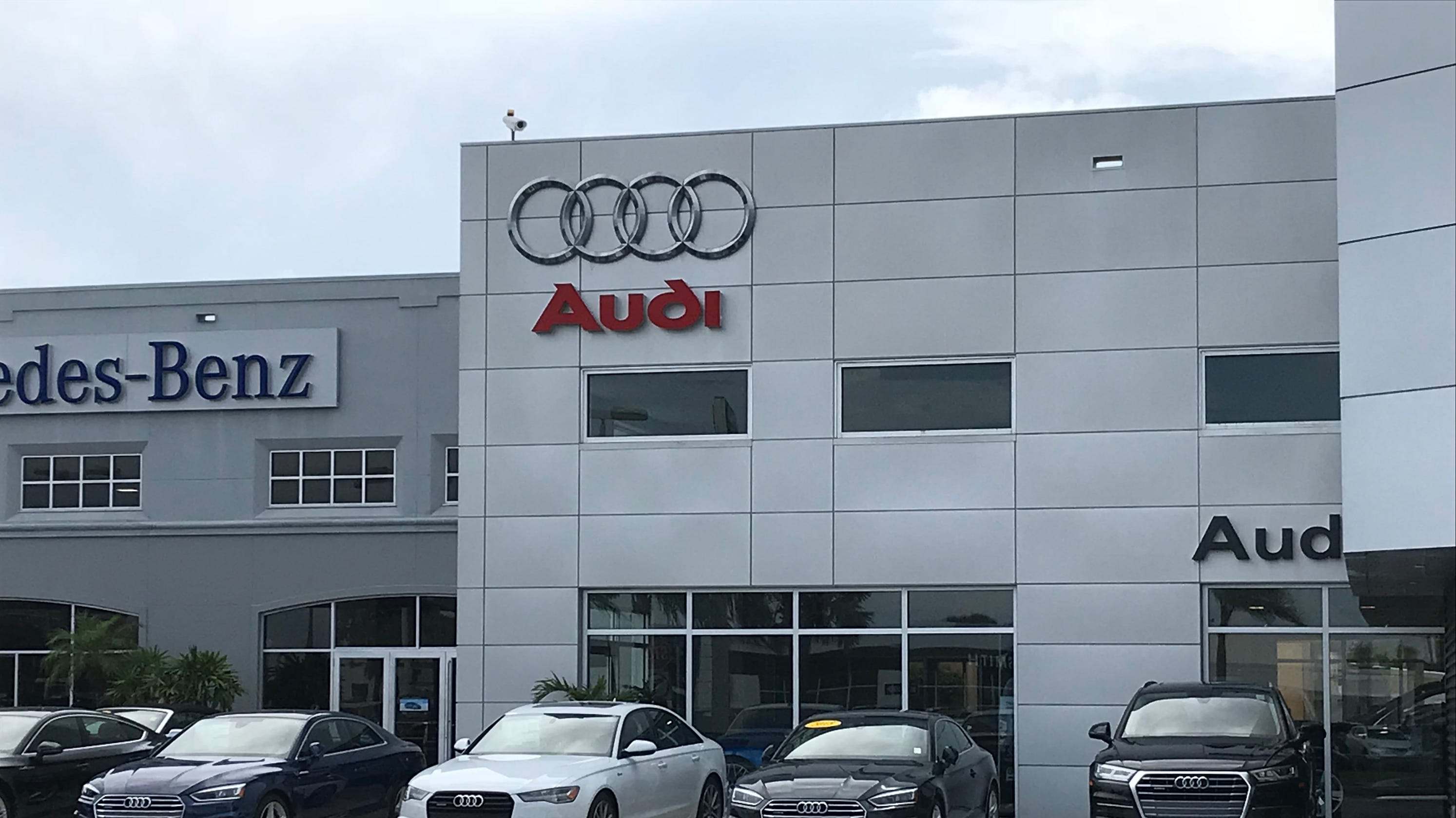 Melbourne Audi dealership will move to West Melbourne near I-10   audi car dealerships near me