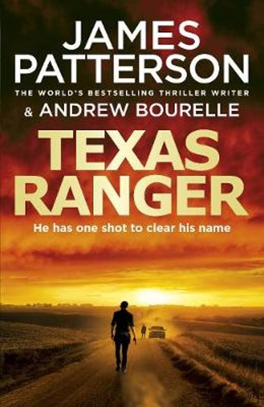 Texas Ranger Cover 002