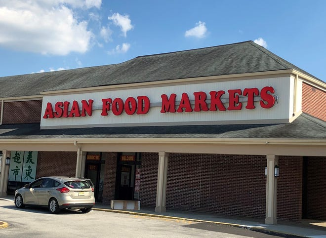 Asian Food Markets in the Barclay Farms shopping center in Cherry Hill is closing.