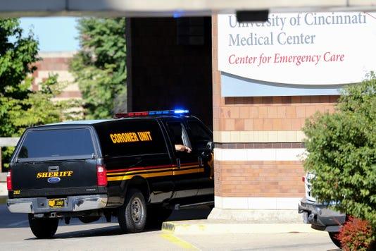 Downtown Cincinnati Mass Shooting Sept 6