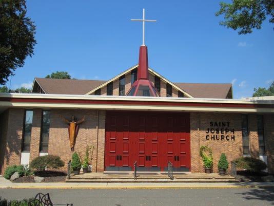 St. Joseph's Catholic Church in Bound Brook