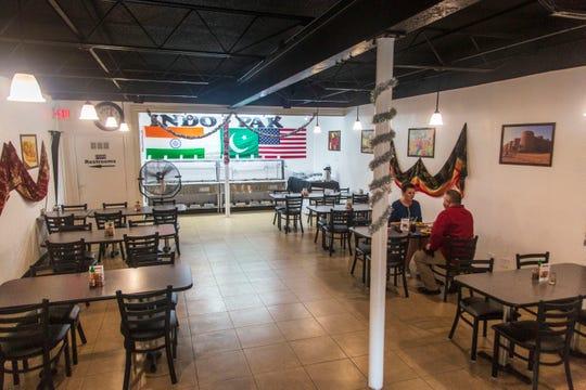 Lzaza Indo-Pak Cuisine in Des Moines Sept. 6, 2018. Sept. 6, 2018.