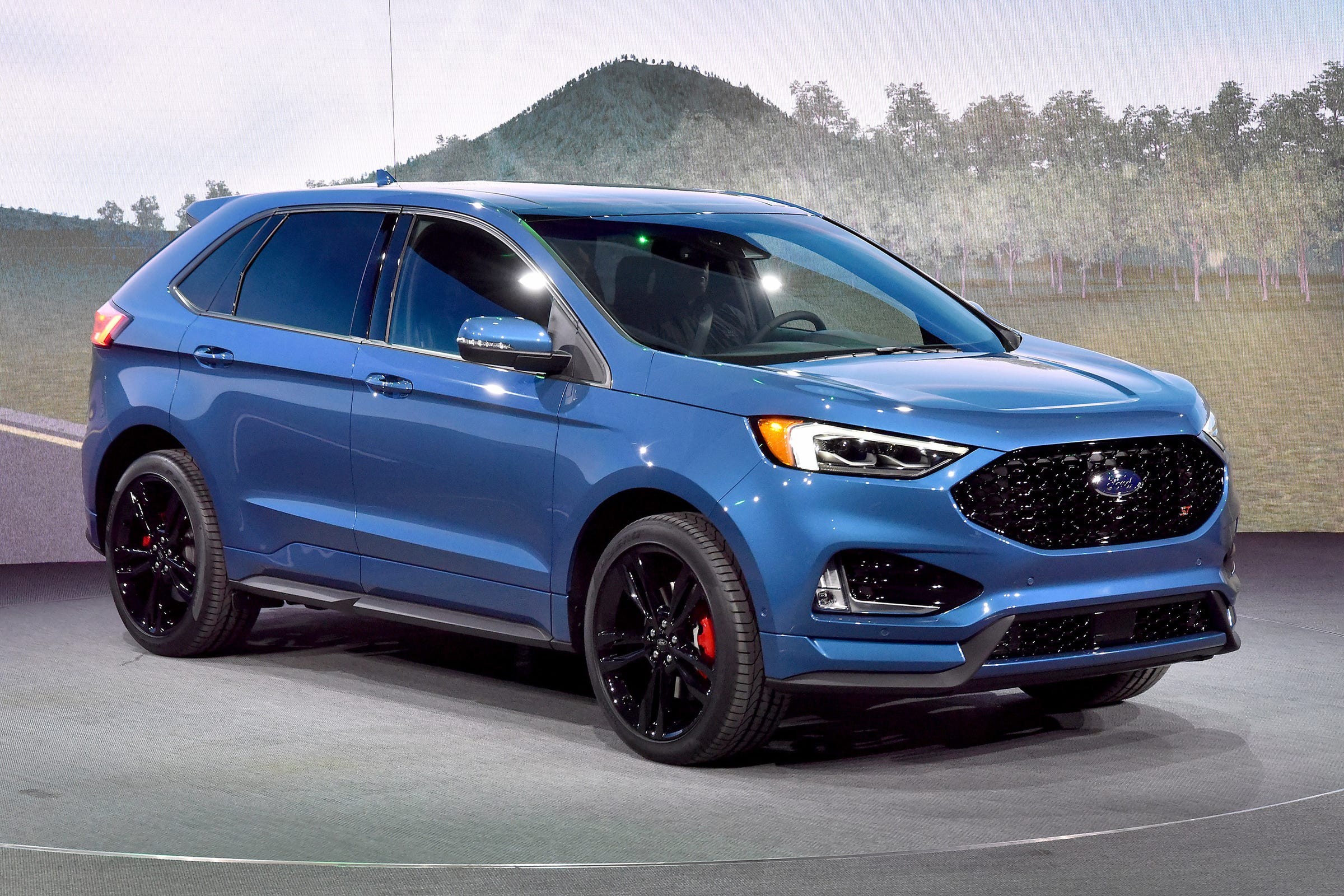 Ford Edge New Design Pricing