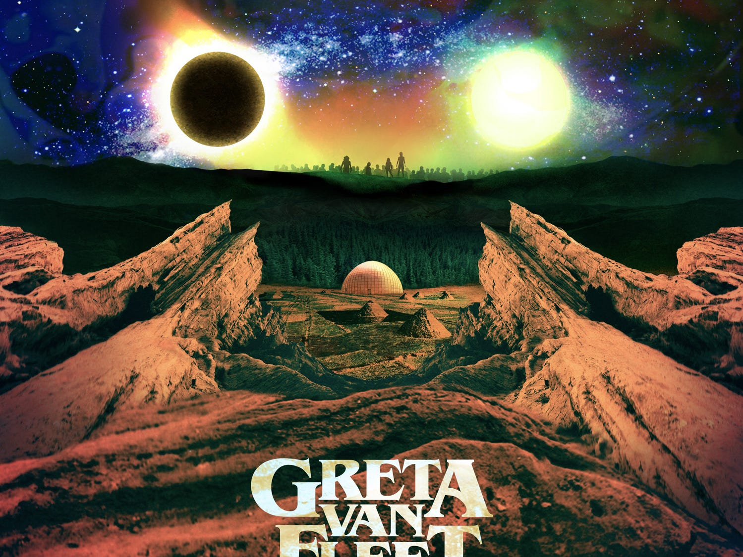 Local CD pick: Anthem of the Peaceful Army by Greta Van Fleet