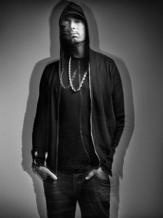 Detroit Rapper Eminem 14