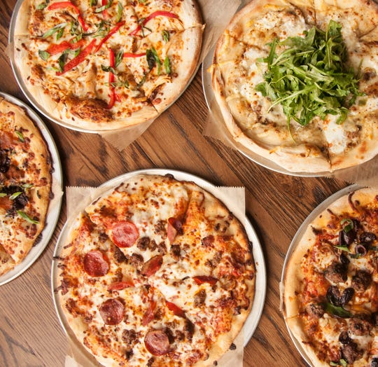 Jolly Pumpkin Pizzeria and Brewery in Detroit has great pizza and a wide selection of beer.