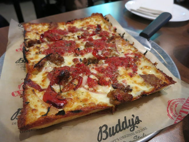 Buddy's Pizza is coming to downtown Detroit.