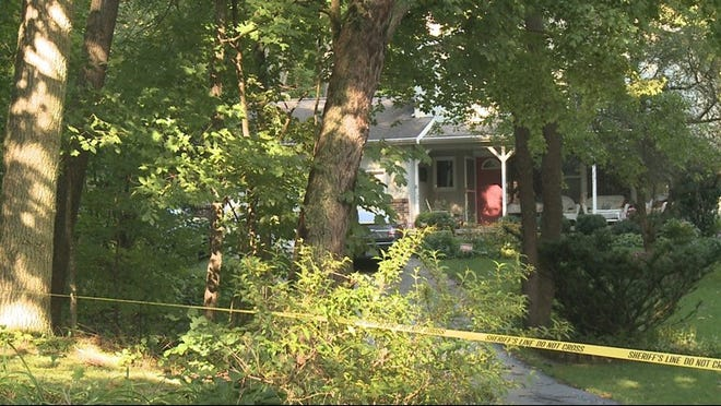 The Kent County sheriff's office says autopsies determined 66-year-old Theodore Syrek and 62-year-old Patty Syrek were victims of homicide.