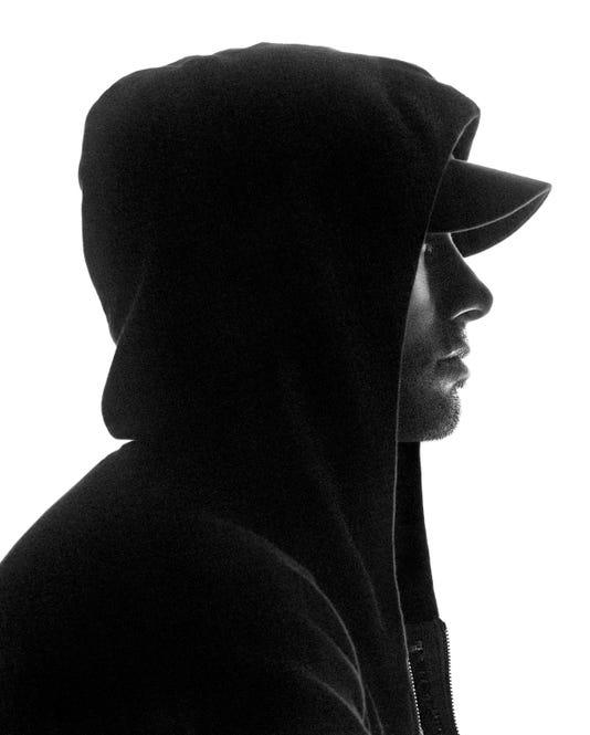 Detroit Rapper Eminem 16