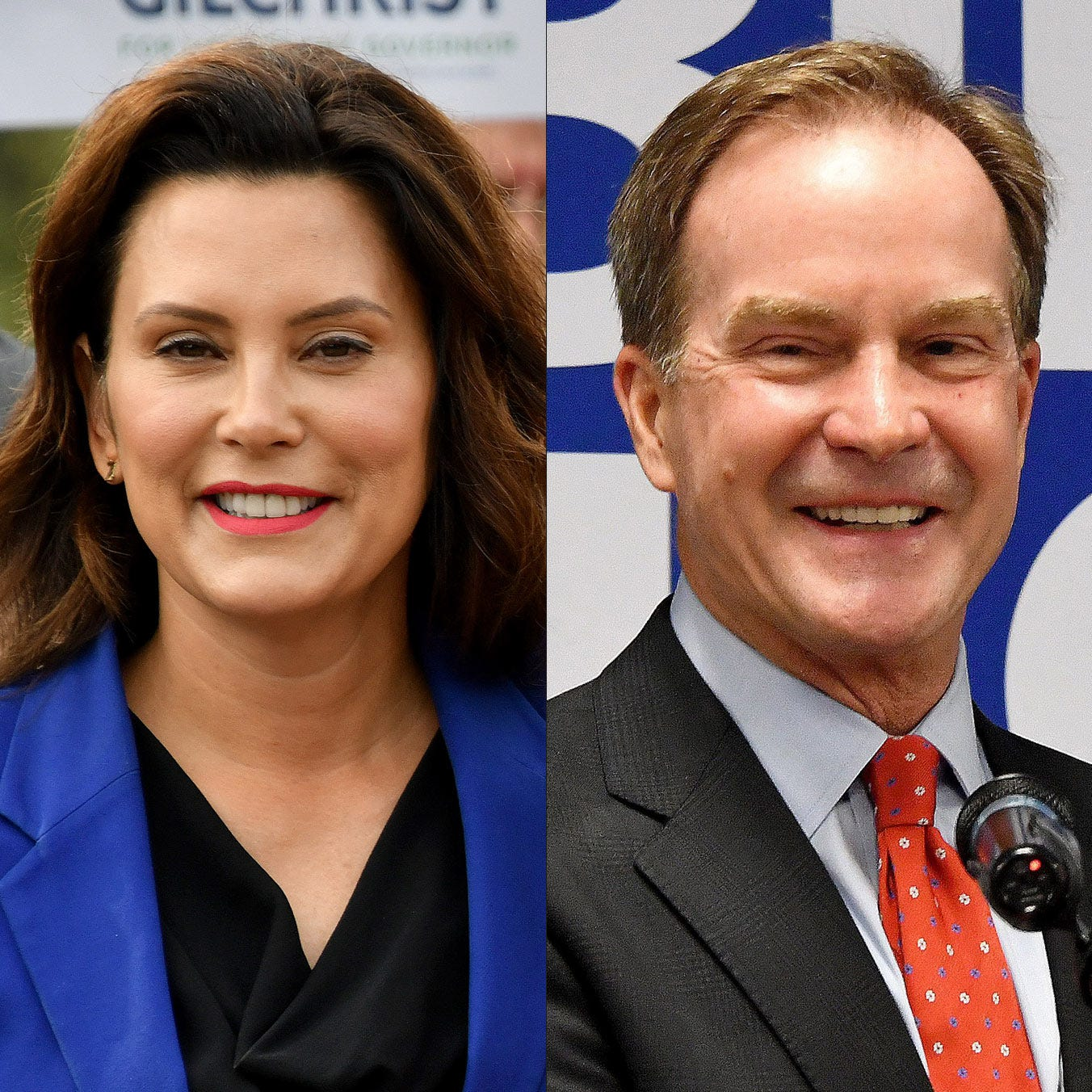Schuette, Whitmer tax plans promise to strain Michigan's budget