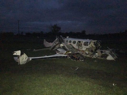 St Clair Fatal Plane Crash