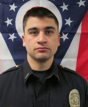 Joe Helle during his tenure with the Fremont Police Department in 2013.