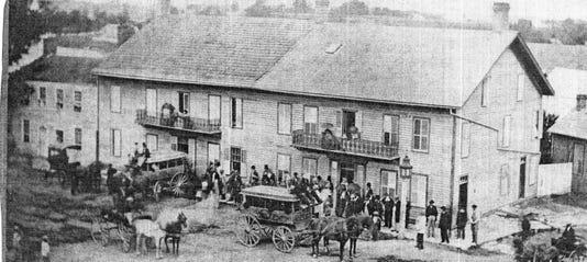 Kessler House 1800s