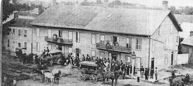 The Kessler House may have been the largest building in the Lower Sandusky before 1849.