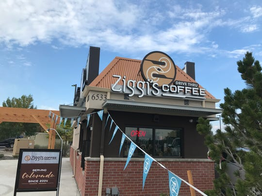 Longmont-based franchise Ziggi's Coffee has opened a Fort Collins location.