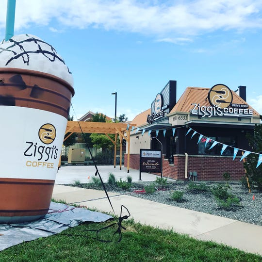 Longmont-based Ziggi's Coffee opened a Fort Collins location last year and is opening its newest spot in Windsor on March 26.
