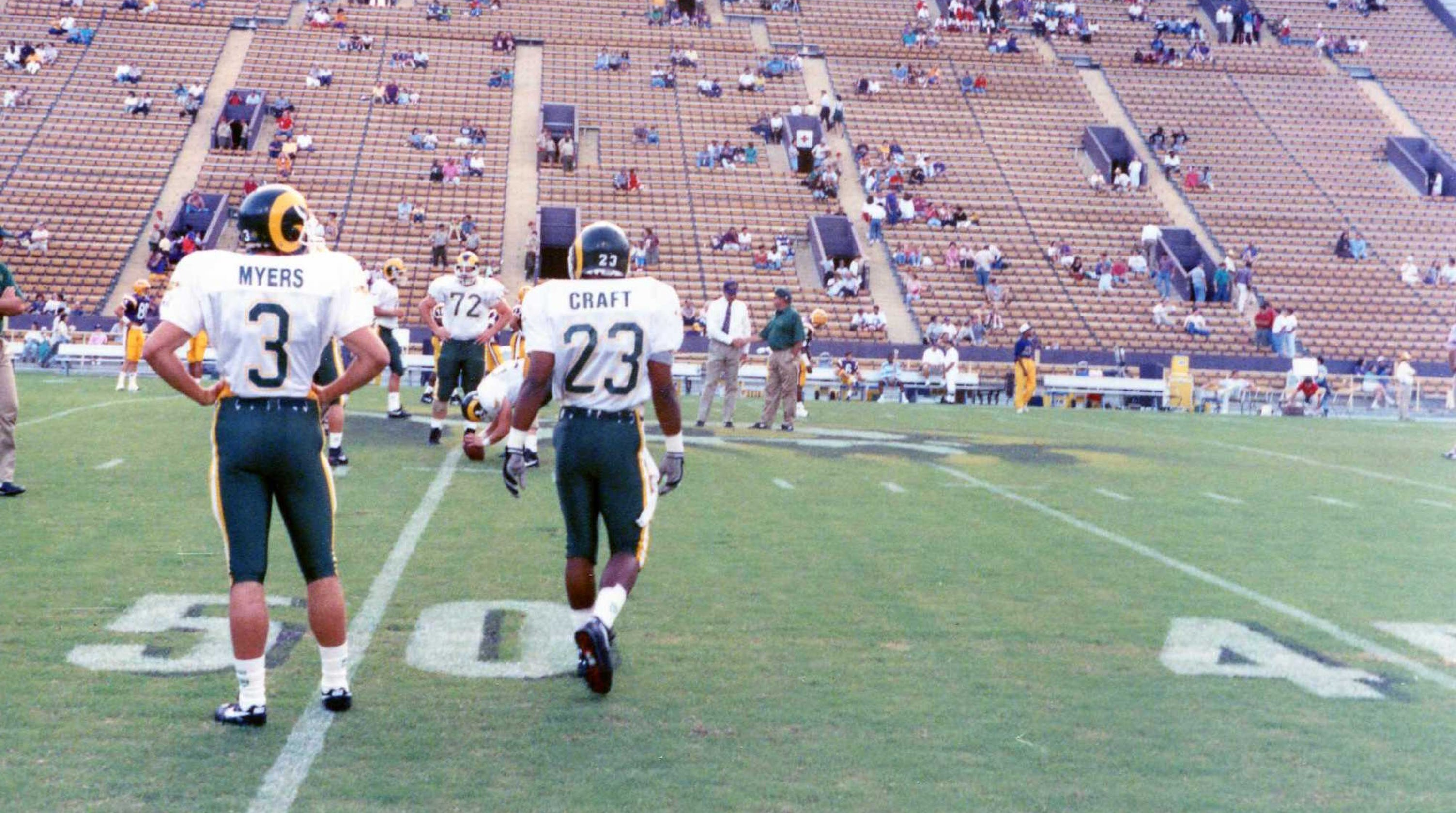 CSU Was 0 3 Going Into Only Game It Has Ever Won Over An SEC Football Team