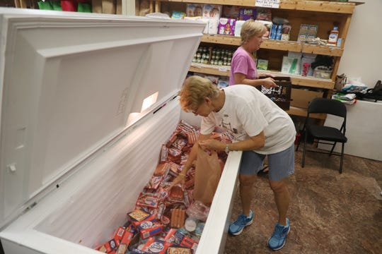 The Caring Center needs volunteer administrative help, as well as volunteers to stock the pantry and pack gift bags.