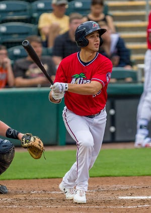 Minnesota Twins prospect Alex Kirilloff leads the Fort Myers Miracle to the Florida State League championship series.
