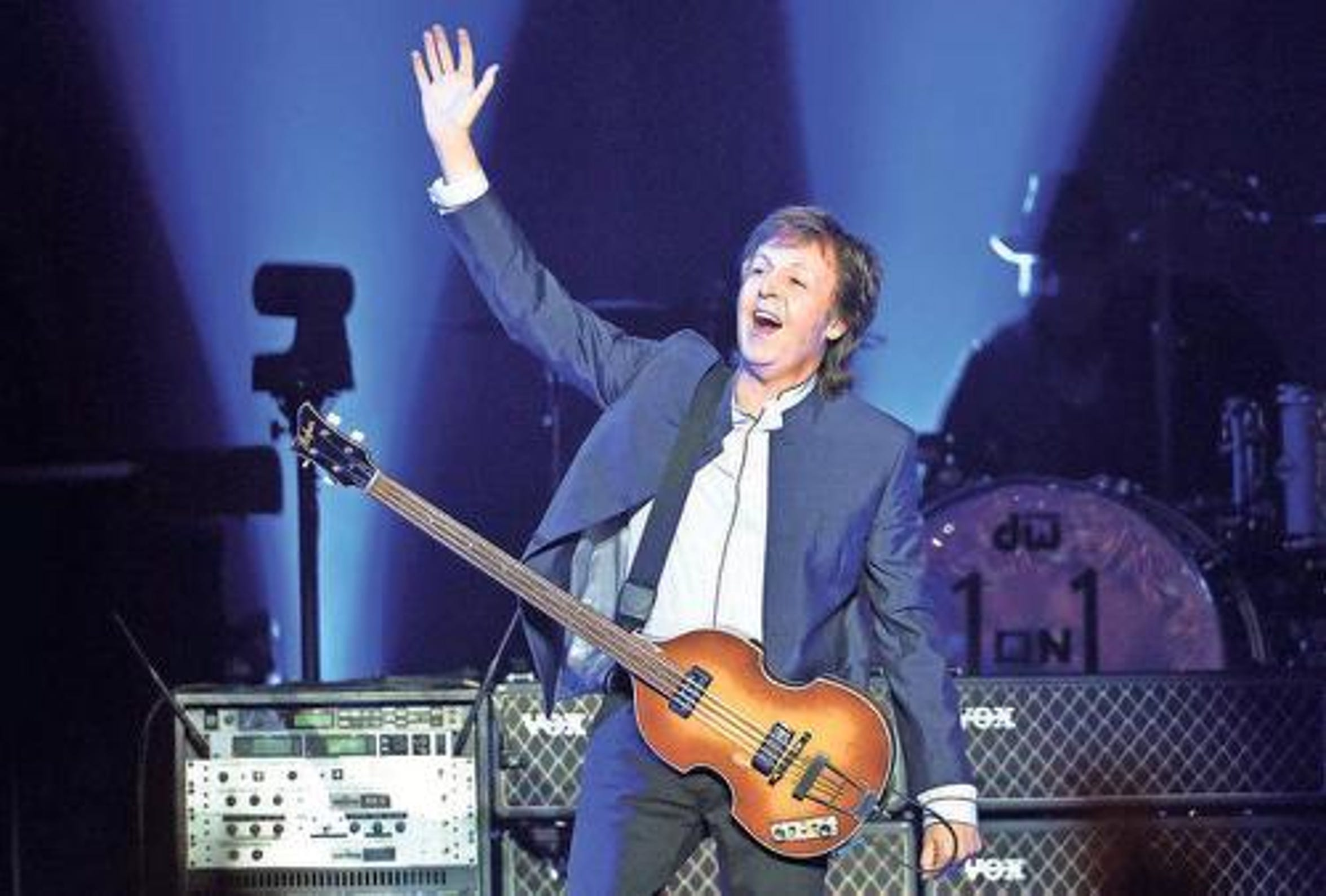 Paul McCartney's visit to Lambeau Field is one of the biggest concert events of the Wisconsin summer.