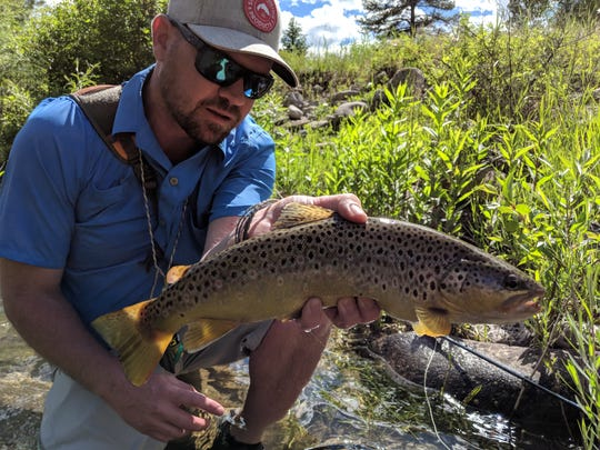 Johnny Ewald says a well-executed logo or design is as mesmerized as a fly fisherman casting a fly rod.