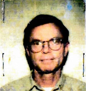A photo of Stanley Patrick Weber from 1998 was listed as U.S. Government's exhibit 6 during the trial.