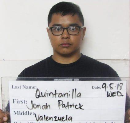 Jonah Patrick Valenzuela Quintanilla