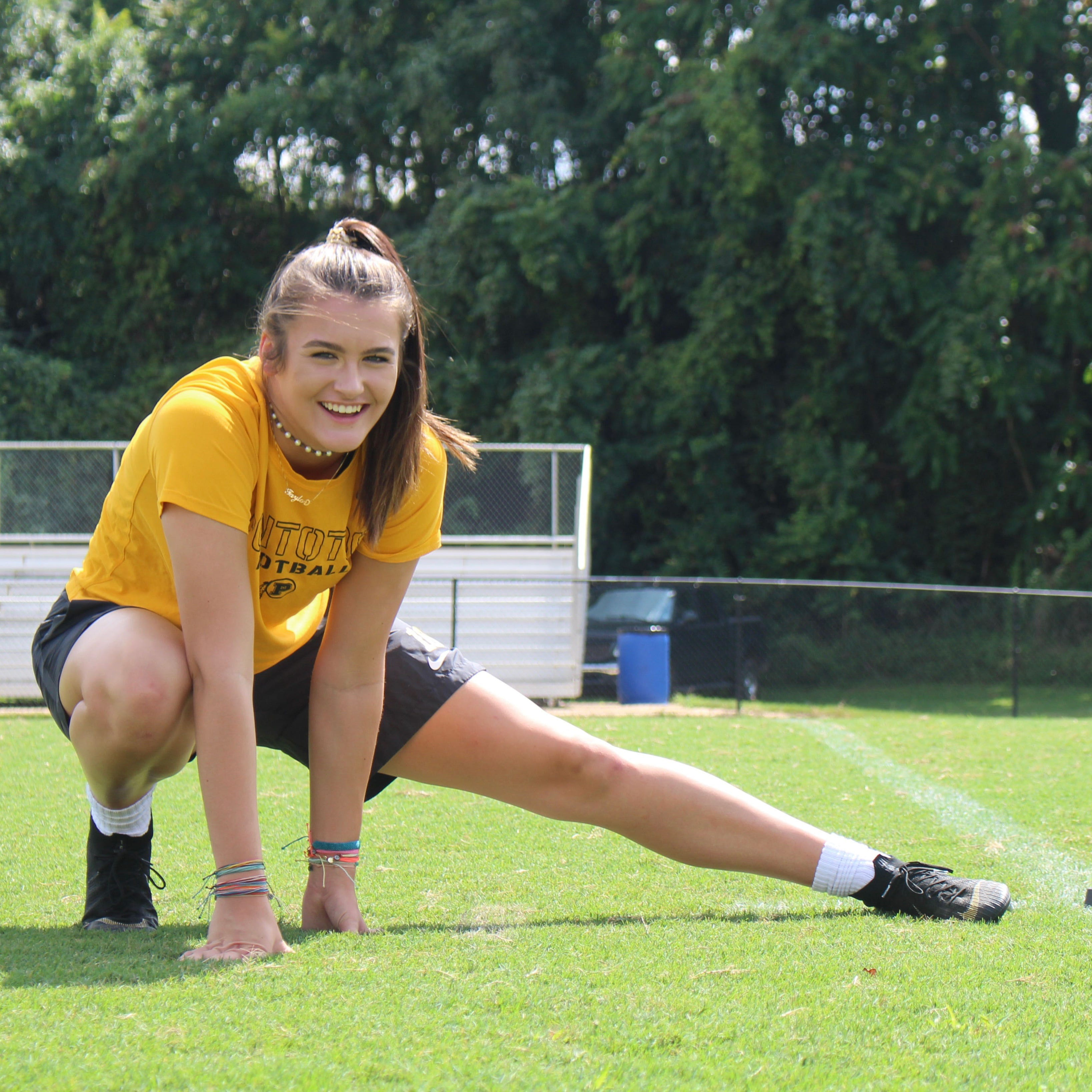 Pontotoc kicker Taylor Hughes undergoes successful brain surgery
