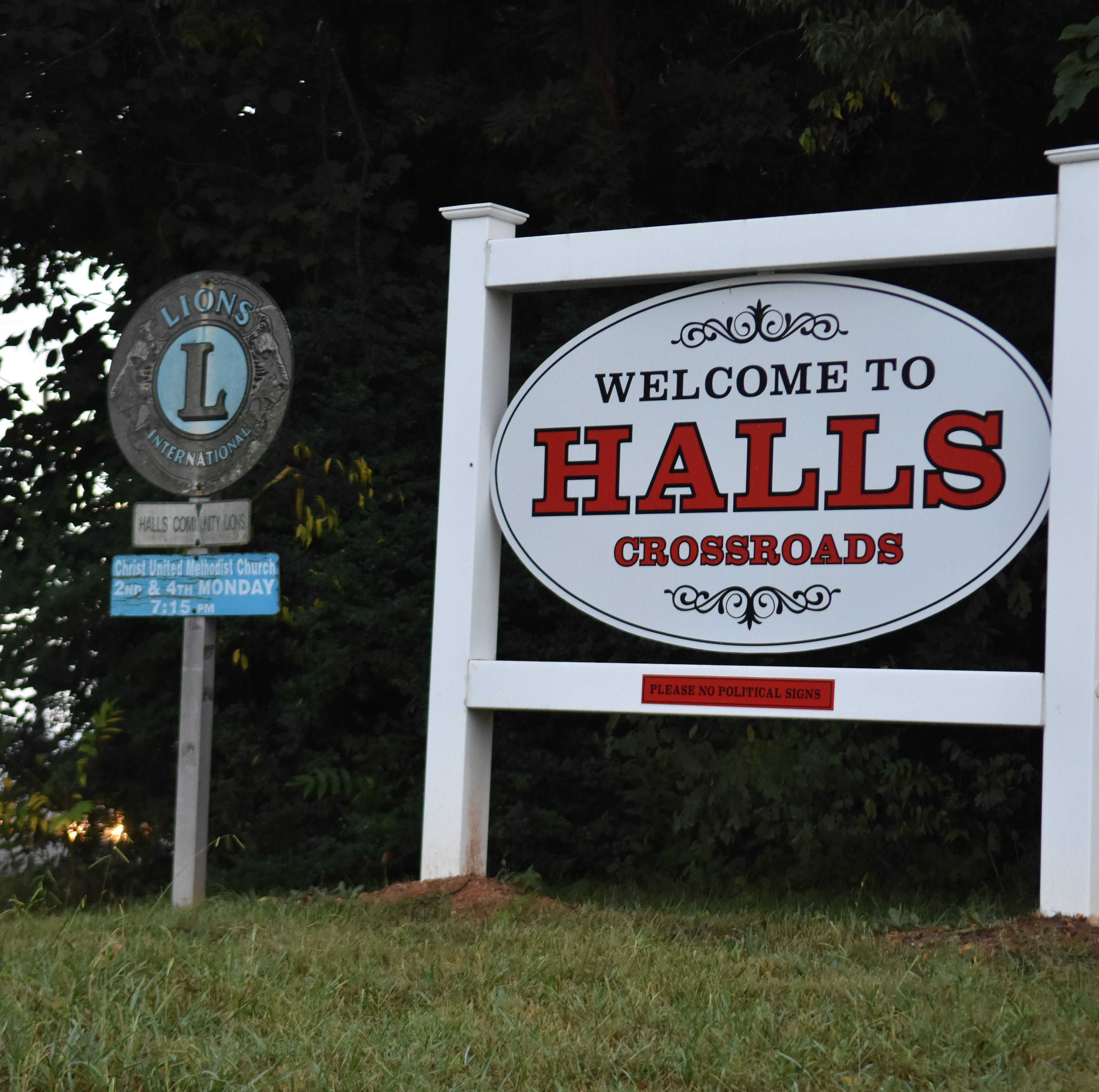 New signs, street lighting, an Arby's? Officials want help to rebrand Halls