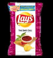 Lay's Thai Sweet Chili potato chips