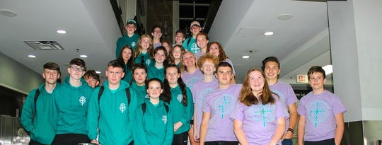The Ulster Project of East Tennessee matches teens from Northern Ireland with host teens and their families in America. For a month each summer, the kids have fun together and learn what it's like to live in a country that accepts all religious beliefs openly.