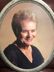 Dolores Broussard Gerald was diagnosed with Alzheimer's disease 16 years ago. She passed away May 9.