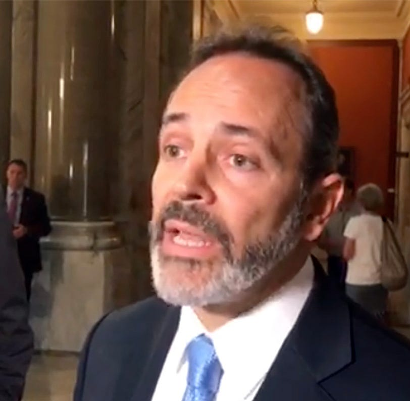 Do zombie shows lead to mass shootings? Matt Bevin thinks so.