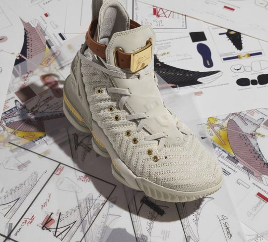 A design team of three African-American women designed the new Nike shoe. Native Memphian Brandice Henderson-Daniels, owner of Harlem Fashion Row, says the collaboration was an honor.