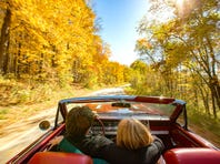 Discover the fall colors in Wisconsin with the official Travel Wisconsin Fall Color Report