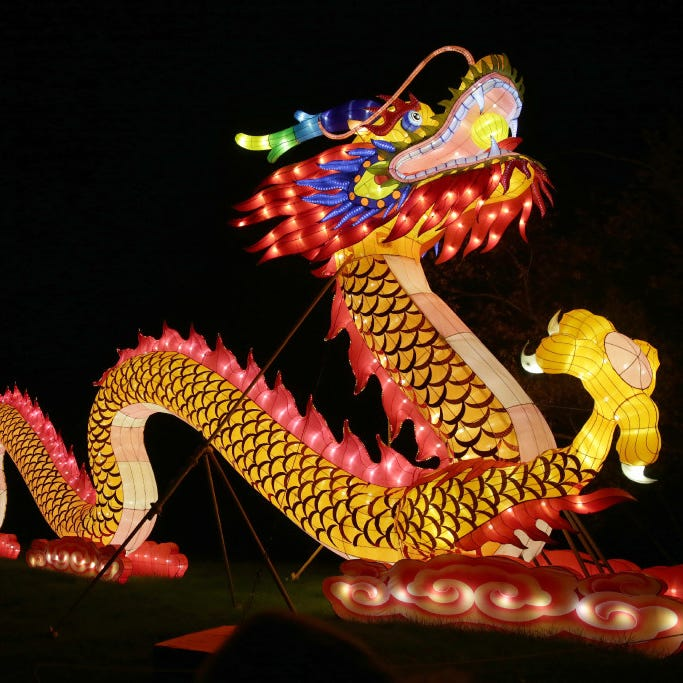 China Lights opens at Boerner Botanical Gardens this week and Milwaukee Comic Con takes over the State Fair Products Pavilion
