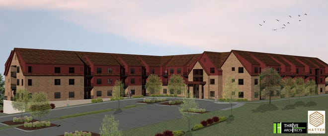 The Evin at Oconomowoc is a senior living development being proposed in the city of Oconomowoc.