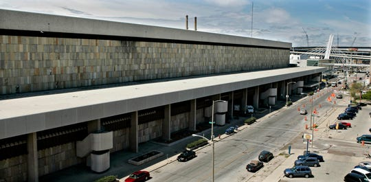 The U.S. Postal Service mail processing facility has around 1 million square feet on downtown's west side. It's been long seen as a prime redevelopment target.