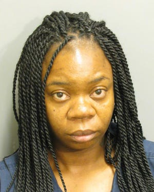 Darlene Shipp was charged with defrauding a bank of over $7,600 in March.