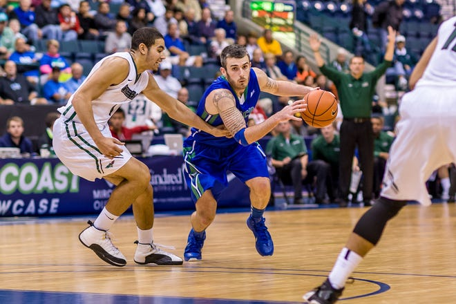 The last time FGCU played in the Gulf Coast Showcase just down Ben Hill Griffin Parkway from campus in Germain Arena, Brett Comer and the Eagles could not get around Green Bay in the championship game in 2014.