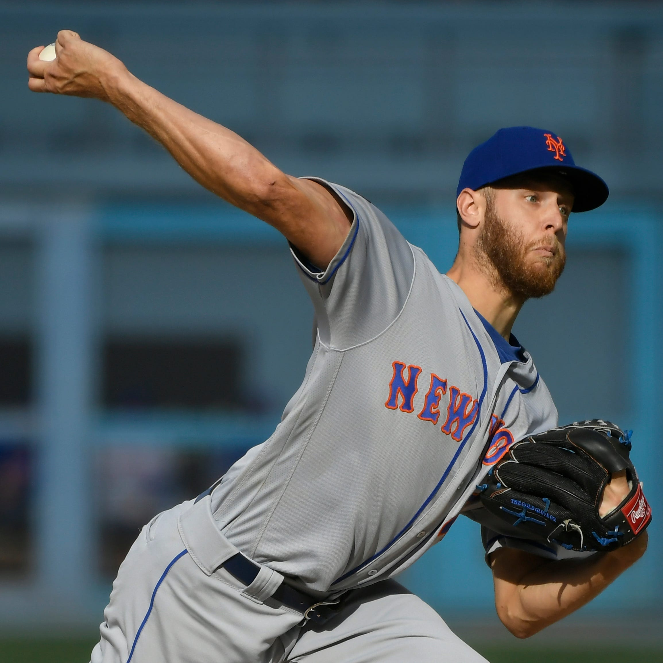 Zack Wheeler could be shut down by Mets due to innings pitched