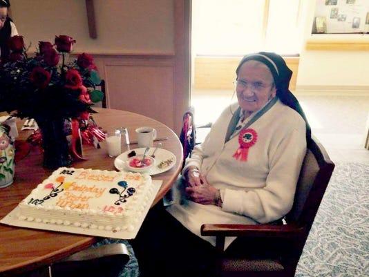 Sister Mary Urban Harrer