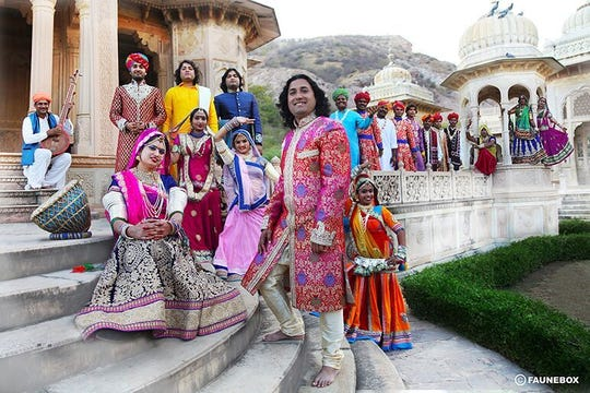 DHOAD Gypsies of Rajasthan will perform on Sept. 26 at BergenPAC in Englewood.