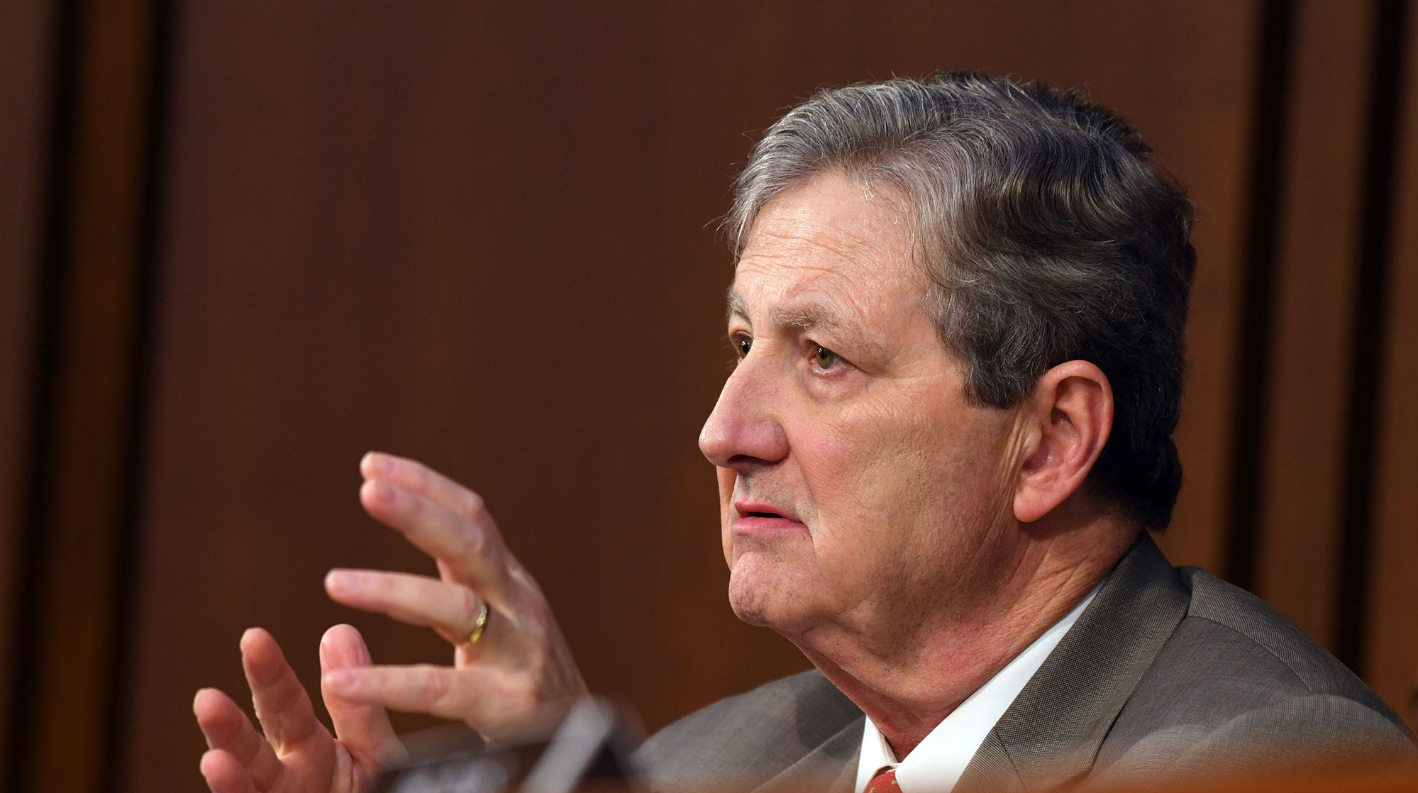 Sen. Kennedy: Kavanaugh 'just didn't do it'